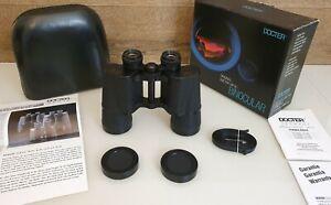Fernglas Docter 10x50 (Zeiss) DEKAREM multi-coated OVP Binoculars NEUZUSTAND !!