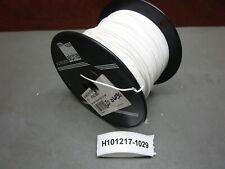 Alpha Wire 5857 White 18 Awg Coated Cu 010 Teflon Awm 1213 200 10 Feet
