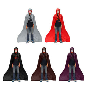 Halloween-Vampire-Witchcraft-Cape-Gothic-Hooded-Costume-Party-Cloak-Wicca