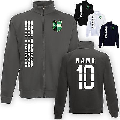 Bati Trakya Polo-Shirt Trikot mit Name /& Nummer S M L XL XXL
