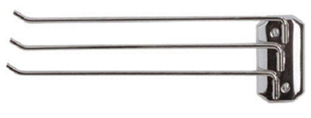 Decko 38190 Swing Arm Kitchen Towel Rack Chrome 2 for sale online