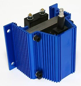 Universal-Racing-Coil-Blue-Chevy-Ford-High-Volt-Output-Ignition-Coil-Off-Road