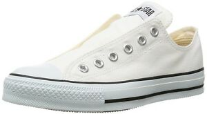 Converse-All-Star-Slip-III-OX-SLIP-ON-Sneakers-Men-039-s-Shoes-White-With-Tracking