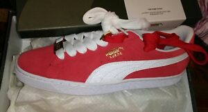 1f0eac5c7ae8 Image is loading PUMA-SUEDE-CLASSIC-BBOY-50th-Anniversary-FABULOUS-Flame-