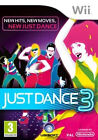 Just Dance 3 Wii Game Nintendo Family Dancing Fitness 49 Hit Songs