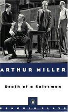 Penguin Plays: Death of a Salesman by Arthur Miller (1976, Paperback)
