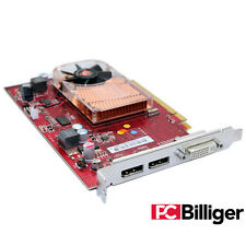 ATI Radeon HD 4650 Grafikkarte 1GB DDR3 - 1x DVI 2x DisplayPort