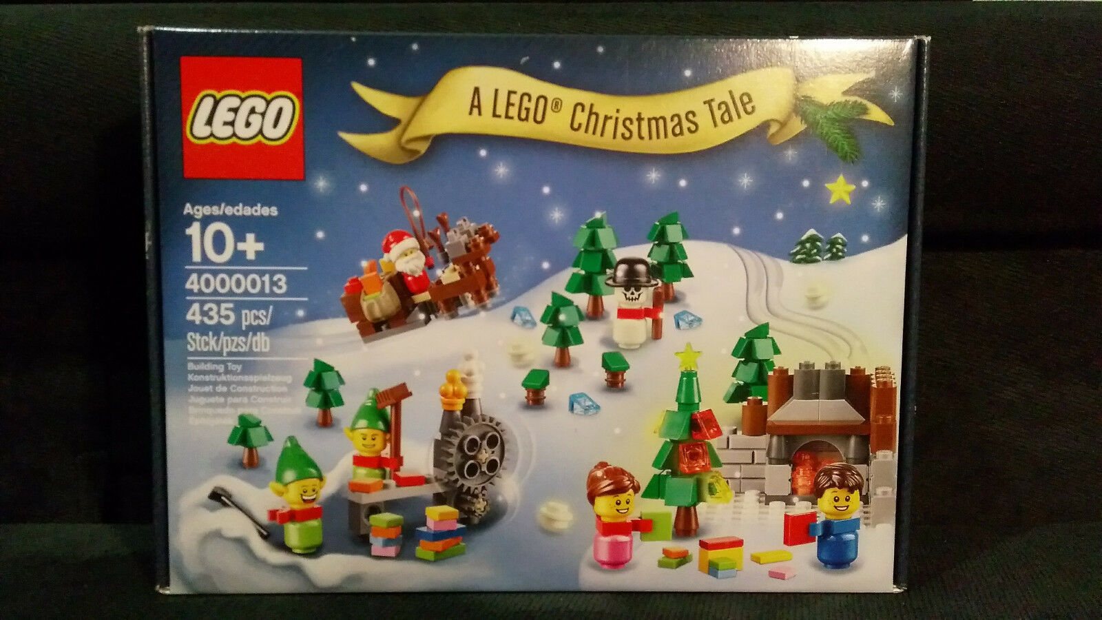 LEGO 4000013 A LEGO ® Christmas Tale, NEW, SEALED, collectible set
