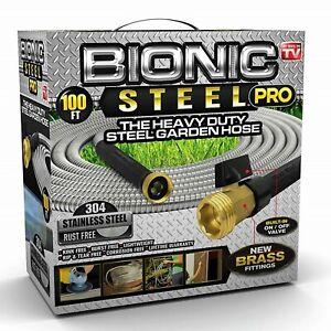 BIONIC-STEEL-PRO-Heavy-Duty-Stainless-Steel-Metal-Garden-Hose-2020-Model