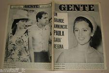 GENTE 1964/30=PAOLA RUFFO=ADRIANO CELENTANO=DOREEN WELLS=RENATO CIONI=SUE LYON=
