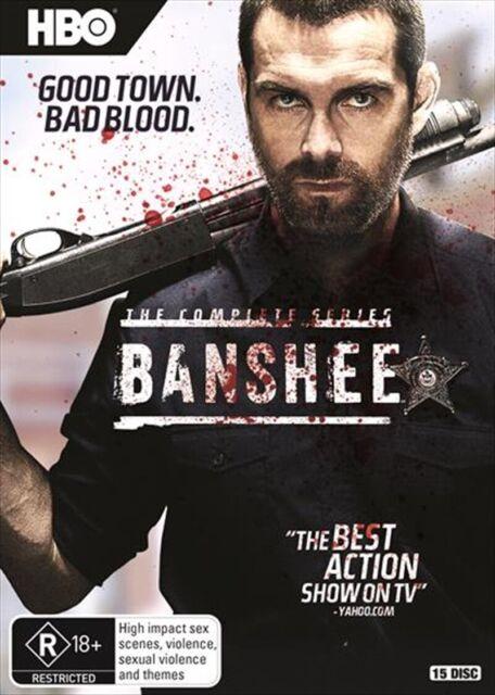 Banshee | Series Collection, DVD