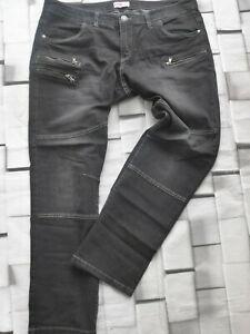 Sheego-Stretch-Jeans-Size-40-to-58-Lana-Black-341-733-796-691-New