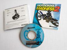 Motocross Madness 2 Pc 2000 For Sale Online Ebay