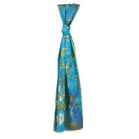 Van Gogh Silk Scarf - Almond Blossom on sale