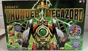 Power Rangers Legacy Thunder Megazord - Wonderful Condition - ADULT OWNED