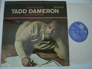 TAD-DAMERON-MAGIC-TOUCH-RIVERSIDE-LP-9419-UK-PRESSING-NM-PLAY-GRADED-PERFECT