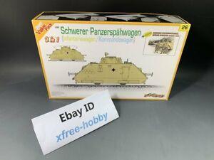 DRAGON-9126-1-35-Schwerer-Panzerspahwagen