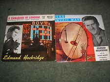 LOT OF 2 E.P.S EDMUND HOCKRIDGE A CANADIAN IN LONDON & THE MUSIC MAN