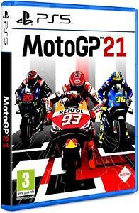 MOTO GP 21 PS5 VIDEOGIOCO UFFICIALE 2021 PLAYSTATION 5 ITALIANO MOTOGP NUOVO
