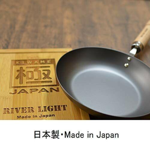 Riverlight Fer Stir Poêle 8130-000223 Kiwami 30cm IH Compatible Fait En Japon
