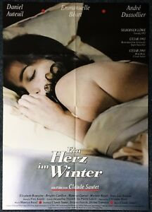 Ein-Cuore-in-Inverno-Emmanuelle-Beart-A1-Filmposter-Poster-Flo-8290