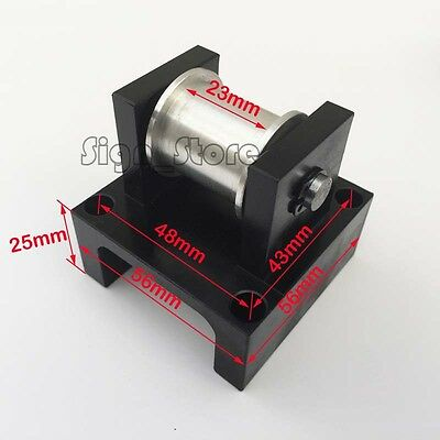 Belt Tension Roller Pully Tensioner Pulley DIY Laser Engraver CNC Part X Y axis
