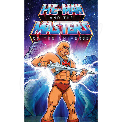 He-Man and the Masters of the Universe Wall Art Poster Print Various Sizes