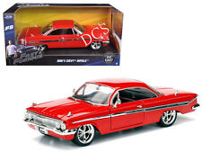 JADA FAST AND FURIOUS 8 DOM'S CHEVROLET IMPALA 1/24 DIECAST CAR MODEL  98426