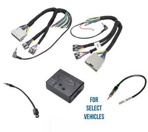 image is loading stereo-radio-replacement-wire-harness-interface-kit-for-