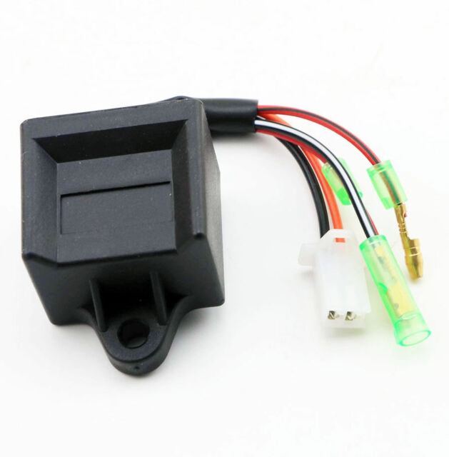 Ignition Unit Cdi Box 2stroke For Polaris Scrambler