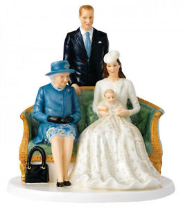 Royal-Doulton-Her-Majesty-Royal-Christening-NH5809-Queen-Elizabeth-90th-Birthday