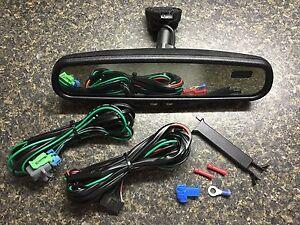 gentex 177 auto dimming mirror compass temperature wiring. Black Bedroom Furniture Sets. Home Design Ideas