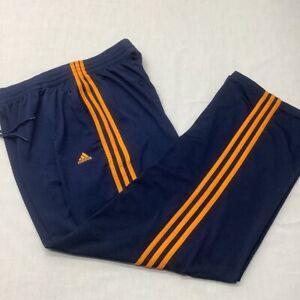 Pantalon Jogger Adidas Para Hombre Talla L Deportivo Atletico Jugar Baloncesto L Ebay