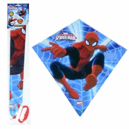 Kinder Drache spiderman  ca.57 x 54 cm Zusammenbauen