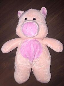 Spielzeug Woolworth Kik Kaufland Kuscheltier Plüschtier Stofftier Schwein Rosa Zeemann Pin SorgfäLtig AusgewäHlte Materialien