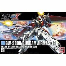 Bandai HGUC HGAW 184 HG 1/144 Gw-9800 Gundam Air Master AirMaster Model Kit