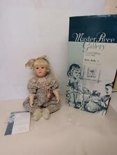 """17"""" Soul Sisters Linda Valentino Michel Master Piece Gallery Set Doll #476"""