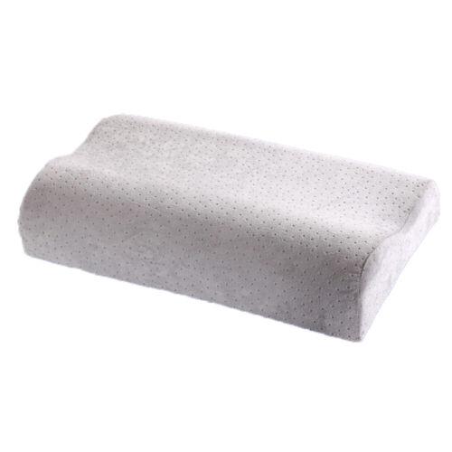 Contour Memory Foam Pillow Orthopedic Sleeping Ergonomic Cervical for Neck Pain