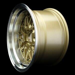 ROTA-WHEELS-KENSEI-15-034-DIAMETER-GOLD-SIZE-amp-OFFSET-15x8-0-PCD-4x114-3
