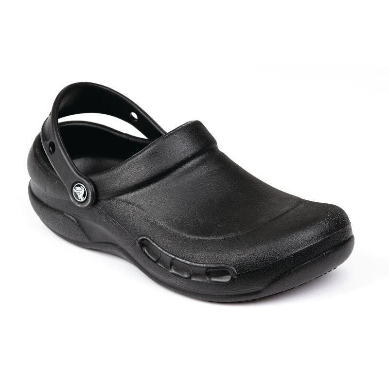 Bistro Crocs Unisex Women's Men's shoes Mules Slip on Slippers Working Footwear