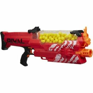 Nerf Hyperfire N-Strike Blue & Orange Elite Blaster gun x4 nerf rrp 100 plus