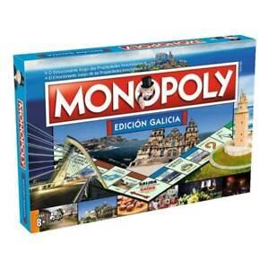 Monopoly-Edicion-Galicia-Juego-de-Mesa-Version-en-Espanol-Gallego