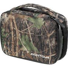 Contour NEW HD Plus Roam +2  All Camera Transport Pack Camo Bag Soft Carry Case