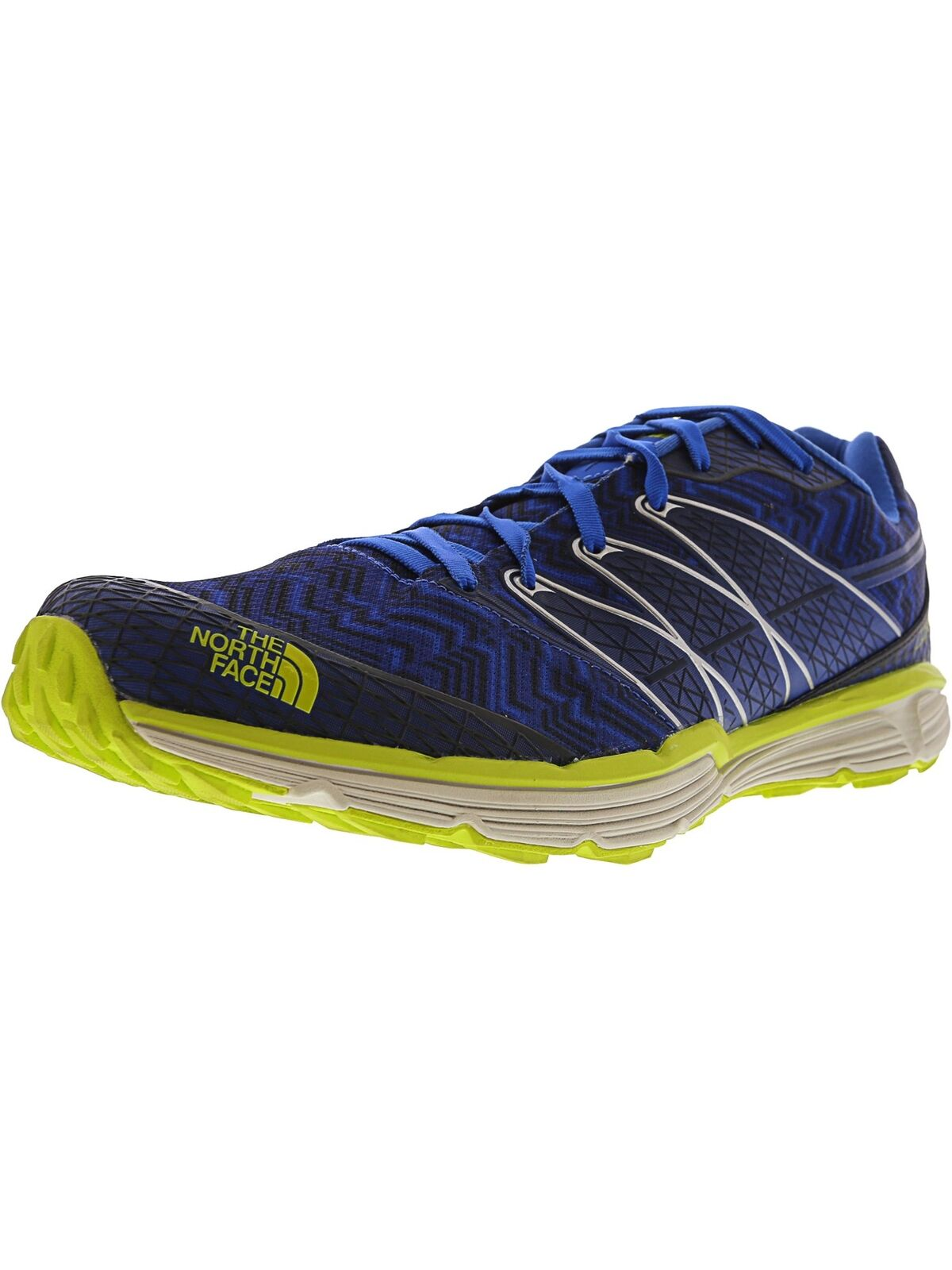 The North Face Men's Litewave Tr Ankle-High Fabric Trail Runner
