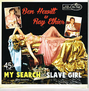 BEN-HEWITT-MY-SEARCH-alt-version-RAY-ETHIER-SLAVE-GIRL-Top-Rockabilly