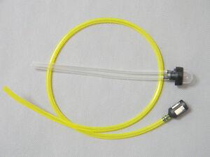 new primer bulb \u0026 fuel line filter for weed eater, ryobi, stihlimage is loading new primer bulb amp fuel line filter for