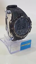 NEW Timex Marathon Men's Digital Sports Watch BLACK Resin Date Timer Alarm