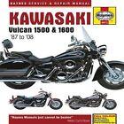 Kawasaki Vulcan 1500 & 1600 Service and Repair Manual: 1987 to 2008 by Matthew Coombs (Hardback, 2011)