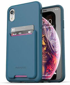 iphone xr id holder case