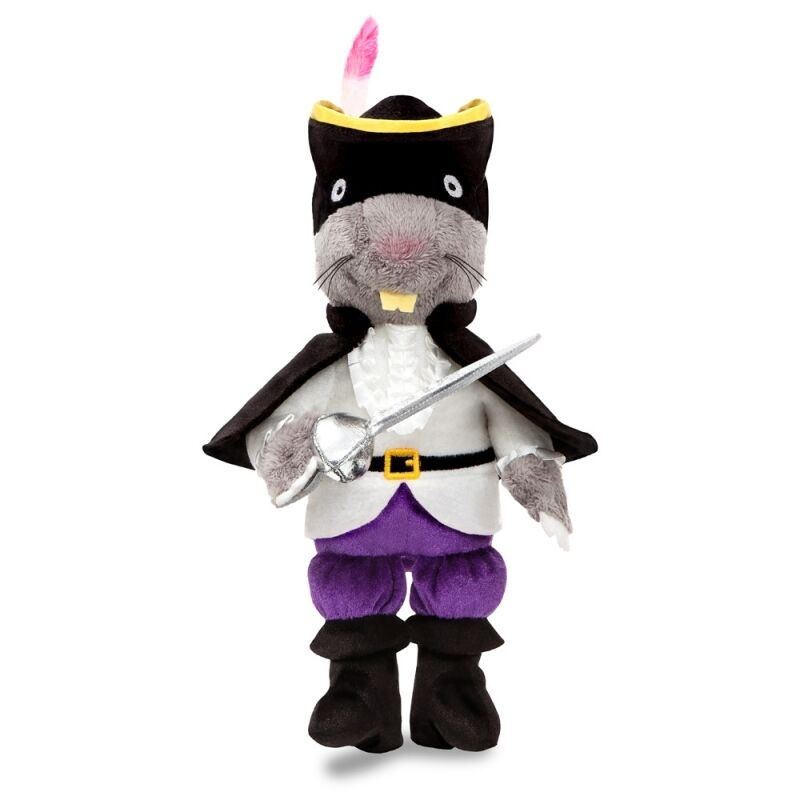 Soft Toy Plush  THE HIGHWAY RAT  Cute and Cuddly Character from THE Story